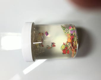 Fruit Water Clear Slime