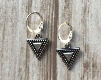 Minimalist / boho / boho style / bohemian / gift | Minimalistic Boho earrings
