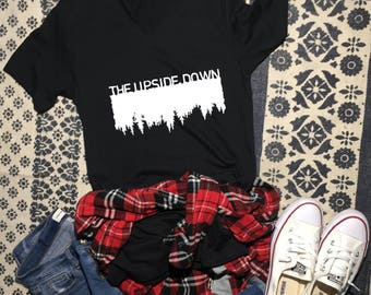 Stranger Things-The Upside Down Tee