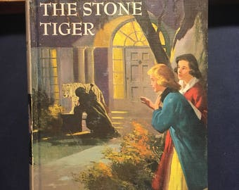 The Mystery of the Stone Tiger 1st edition from 1963