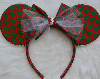 O Christmas Tree Mouse Ears