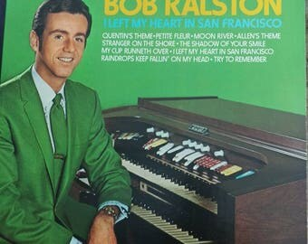 Lawrence Welk Presents Bob Ralston Record