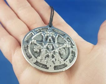 Handmade Astaroth Sigil