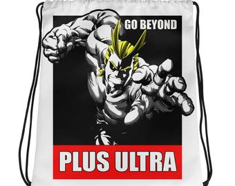 Plus Ultra Drawstring bag
