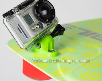GoPro mount for Kiteboard