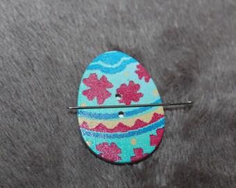 Needles egg magnet