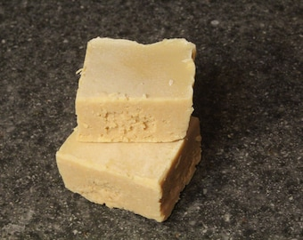 Lemongrass Scented Goats Milk Soap