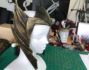 Mera Crown from Justice League (foam build)