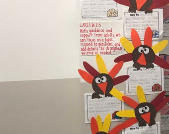 How To Save A Turkey Craft