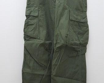 Vintage Military Issued Vietnam Era Pants
