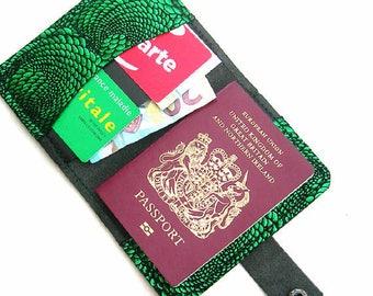 Leather passport holder. Passport covers. Leather passport case. Family passport holder. Leather travel wallet. Passport holders.