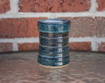 Small Floating-Blue Tumbler