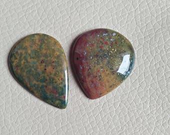 Beautiful Bloodstone Hand Polish 140 Carat Gemstone, Wholesale Gemstone Cabochon, Beautiful Natural Bloodstone Gemstone, Jewelry Supplies.
