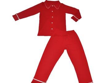 Men's Favorite Things Christmas Pajamas