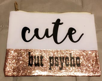 SPRING SALE Cute but psycho bag