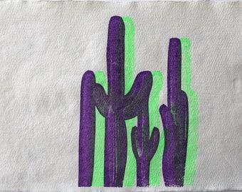 Tucson Cactus Print