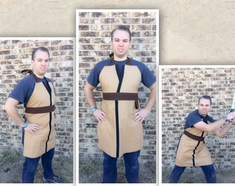 Star Wars Jedi inspired adult unisex apron