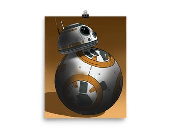 BB-8 Poster