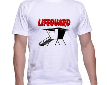 Tshirt for a Lifeguard