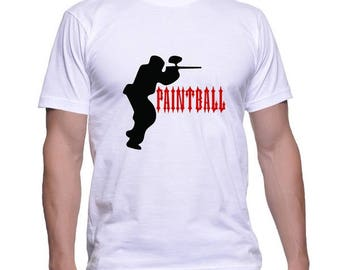 Tshirt for Paintball