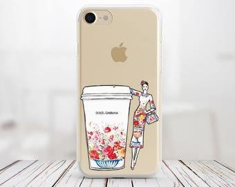 Dolce Gabbana Case Iphone X Case Brand Case Iphone 8 Plus Case Samsung Galaxy A3 Case  Samsung Galaxy S7 Edge Case Iphone 7 Case Iphone 6
