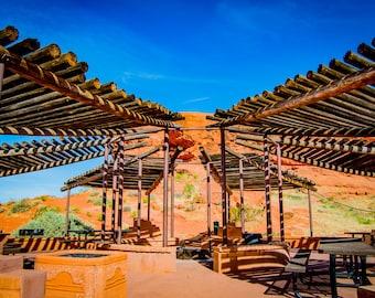 Red Rock Pavilion