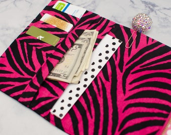 The OG, Posh Planner Pocket, Planner Pocket Pouch, Planner Accessory, Planner Wallet