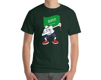 Saudi Arabia Soccer T-Shirt