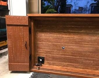 tv cabinet etsy. Black Bedroom Furniture Sets. Home Design Ideas