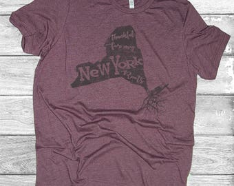 New York Roots T-Shirt (more color options)