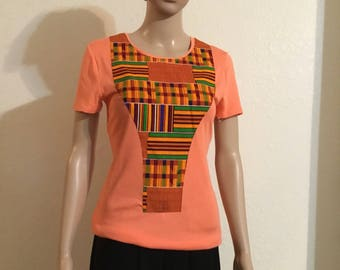 Woman African shirts