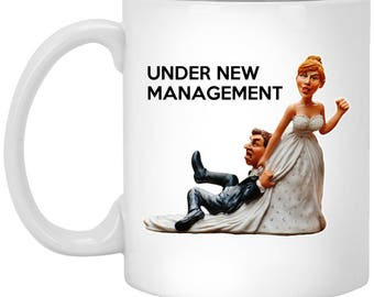 Funny Coffee Mug for Husband / Newlywed / Gift for Him / Valentines Day Gift