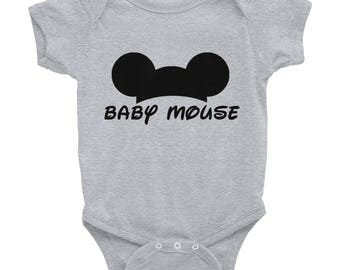 Baby Mouse Mickey Mouse Infant Bodysuit