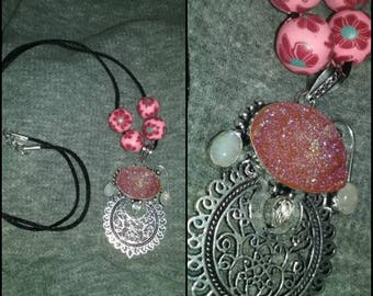 Lot of three .925 Silver Necklaces