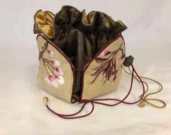 Elizabethean sewing basket
