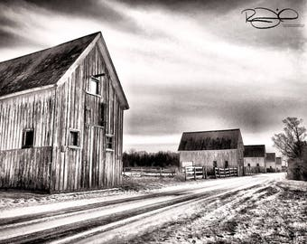 Haunted Barns 1