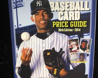 BECKETT Baseball Card Price Guide 36th Edition 2014