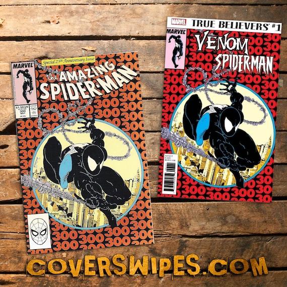 Amazing Spider-Man #300 True Believers Edition - Venom VS Spider-Man