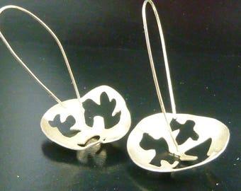 Handmade Silver Earings