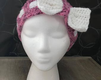 Women's Hat with Bow