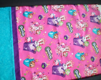 Shopkins Children's Pillowcase