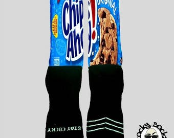 Cookie Socks || FREE SHIPPING ||