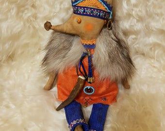 Sami Northern Fox