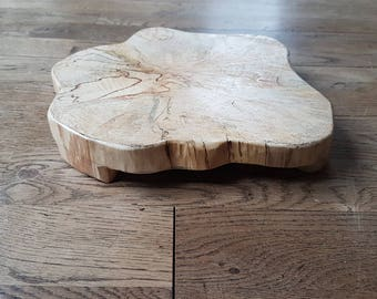 Wooden Design Side Table