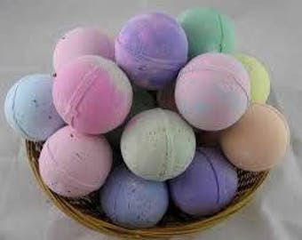 Large Essential Oil Bath Bombs