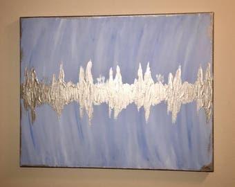 Sonogram painting