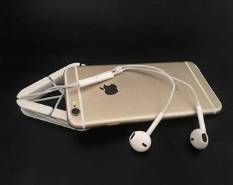 EarPhone Organizer | Earpods | Cord Keeper | Earbuds | Cord Keeper | 3D Printed | Headphone Holder | iPhone Cord