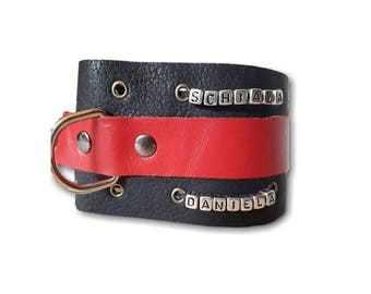 Custom Collar in pure skin