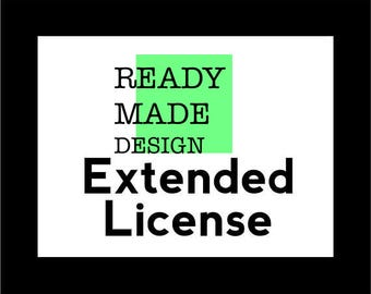 Readymade.design EXTENDED License