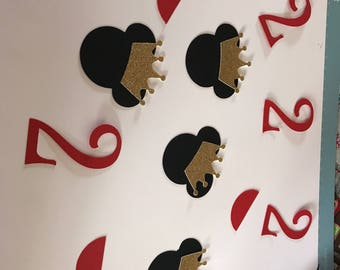 King Mickey Mouse Centerpiece